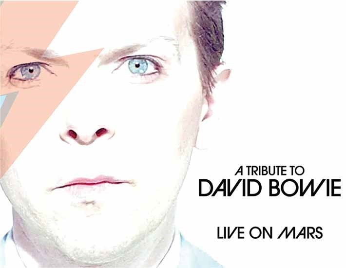 More Info for A Tribute to David Bowie: LIVE ON MARS