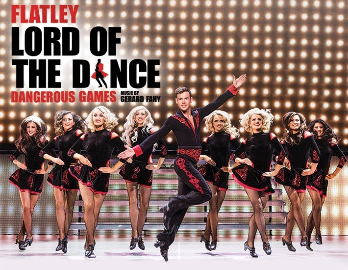 More Info for LORD OF THE DANCE: DANGEROUS GAMES