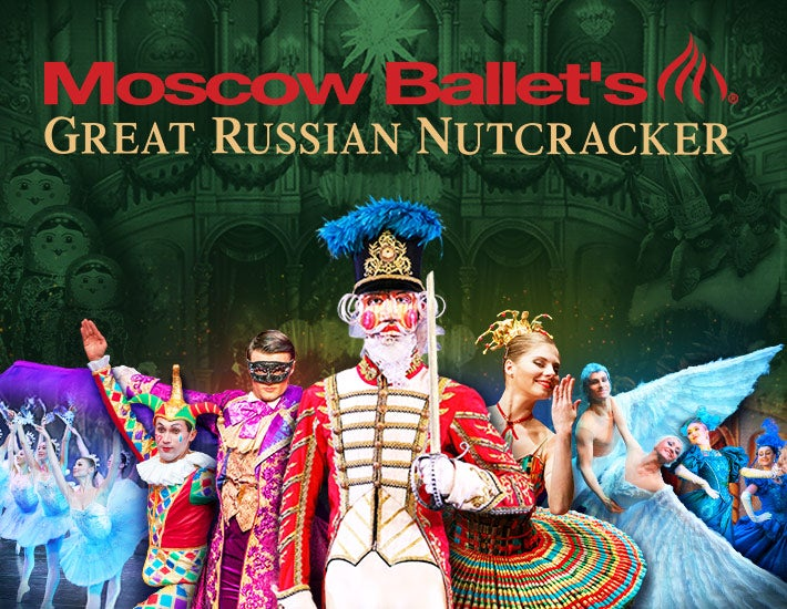 More Info for Moscow Ballet's Great Russian Nutcracker