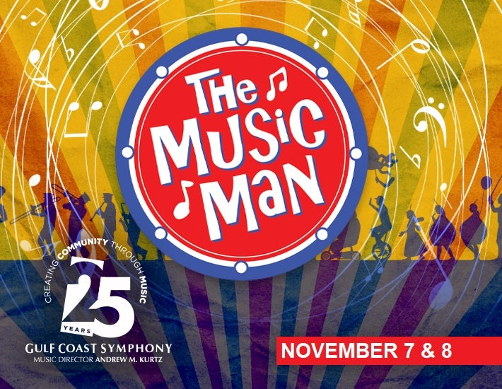 More Info for Gulf Coast Symphony: The Music Man