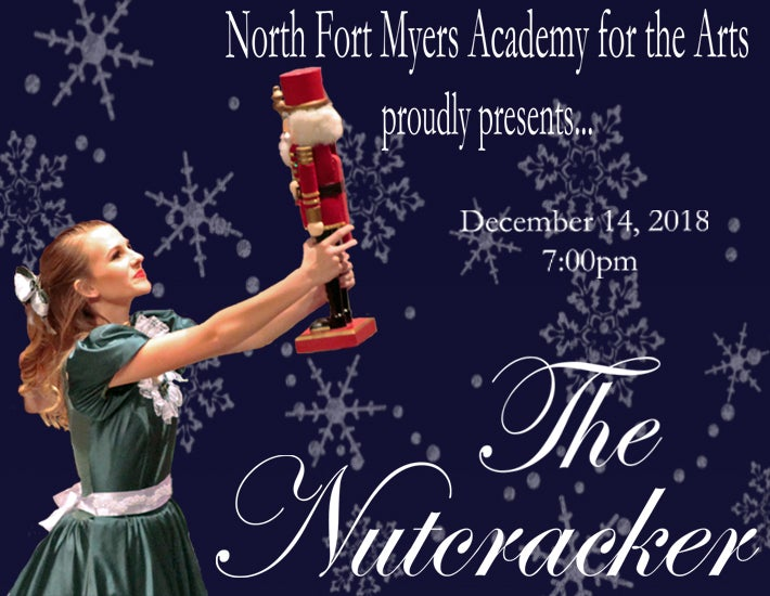 More Info for North Fort Myers Academy for the Arts proudly presents The Nutcracker