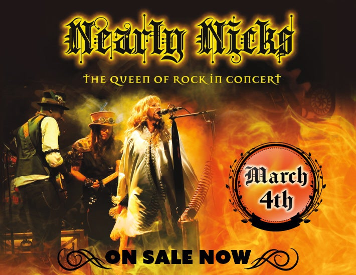 Nearly Nicks: THE QUEEN OF ROCK IN CONCERT