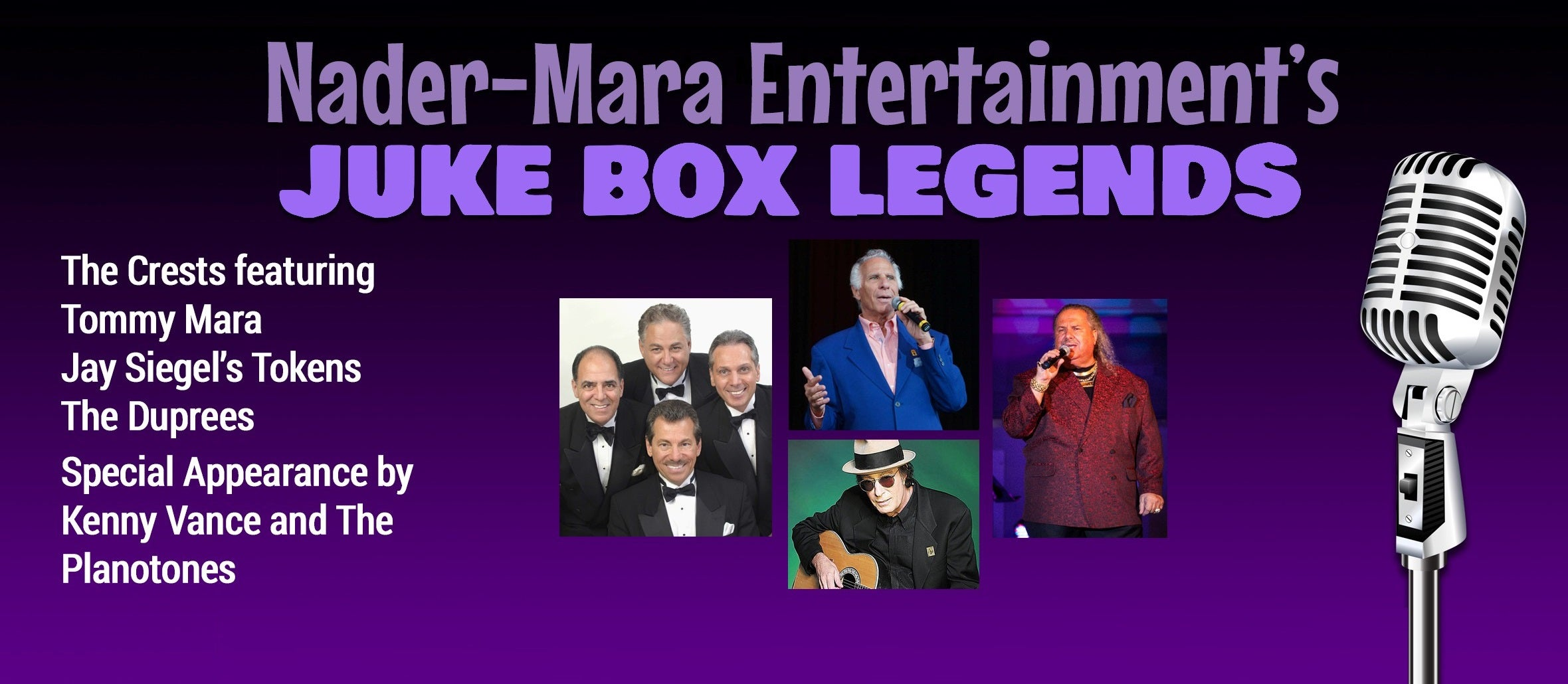 Nader-Mara Juke Box Legends