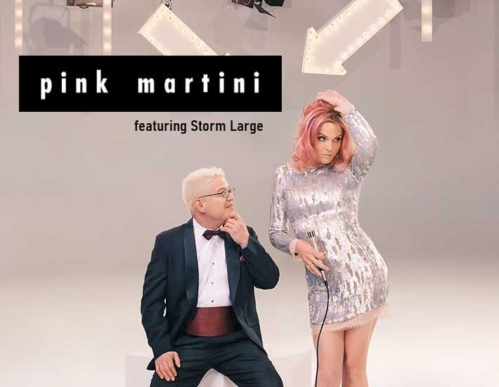 More Info for Pink Martini Featuring Storm Large