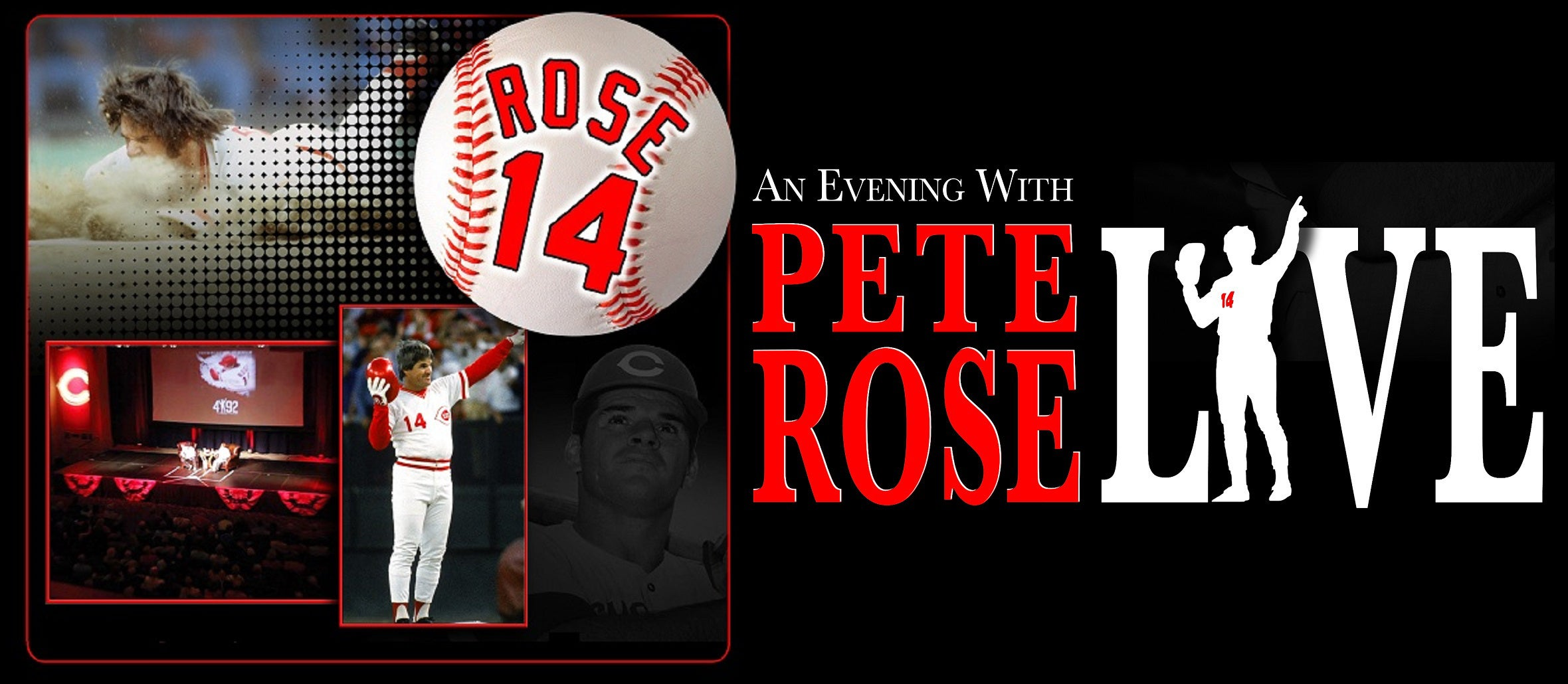 4192: An Evening With Pete Rose Live