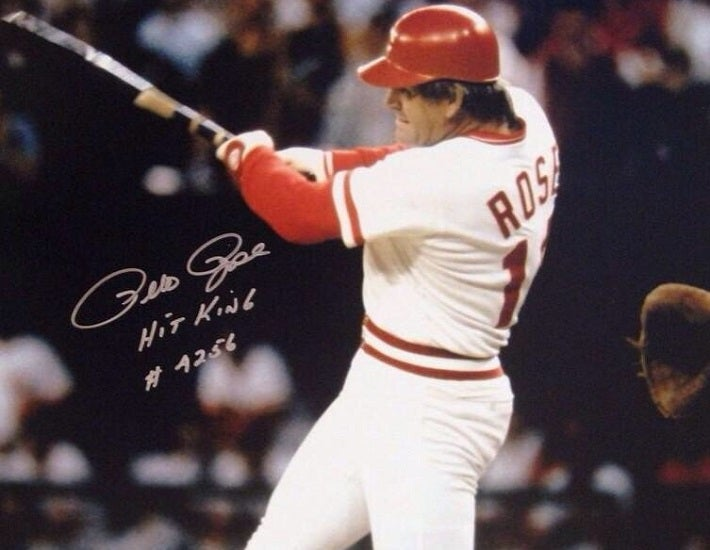 More Info for 4192: An Evening with Pete Rose Live!