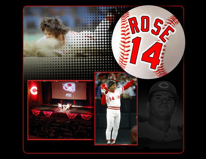 More Info for 4192: An Evening With Pete Rose Live