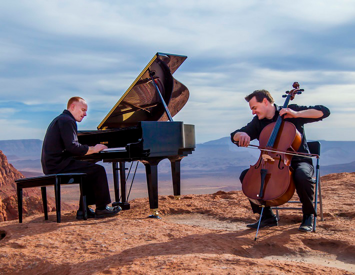More Info for The Piano Guys: Christmas Together