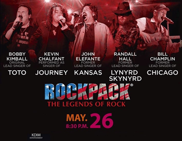 More Info for RockPack: The Legends of Rock