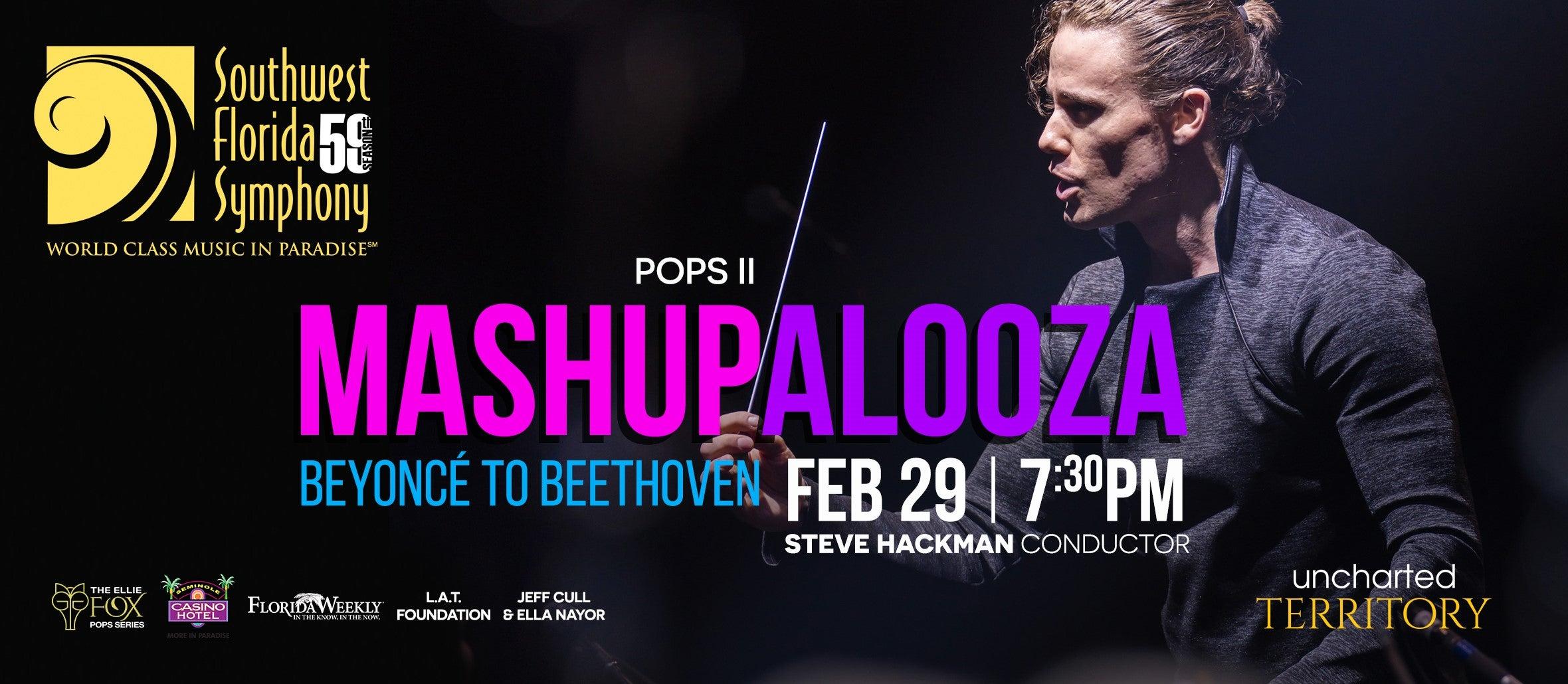Southwest Florida Symphony POPS2 - Mashupalooza