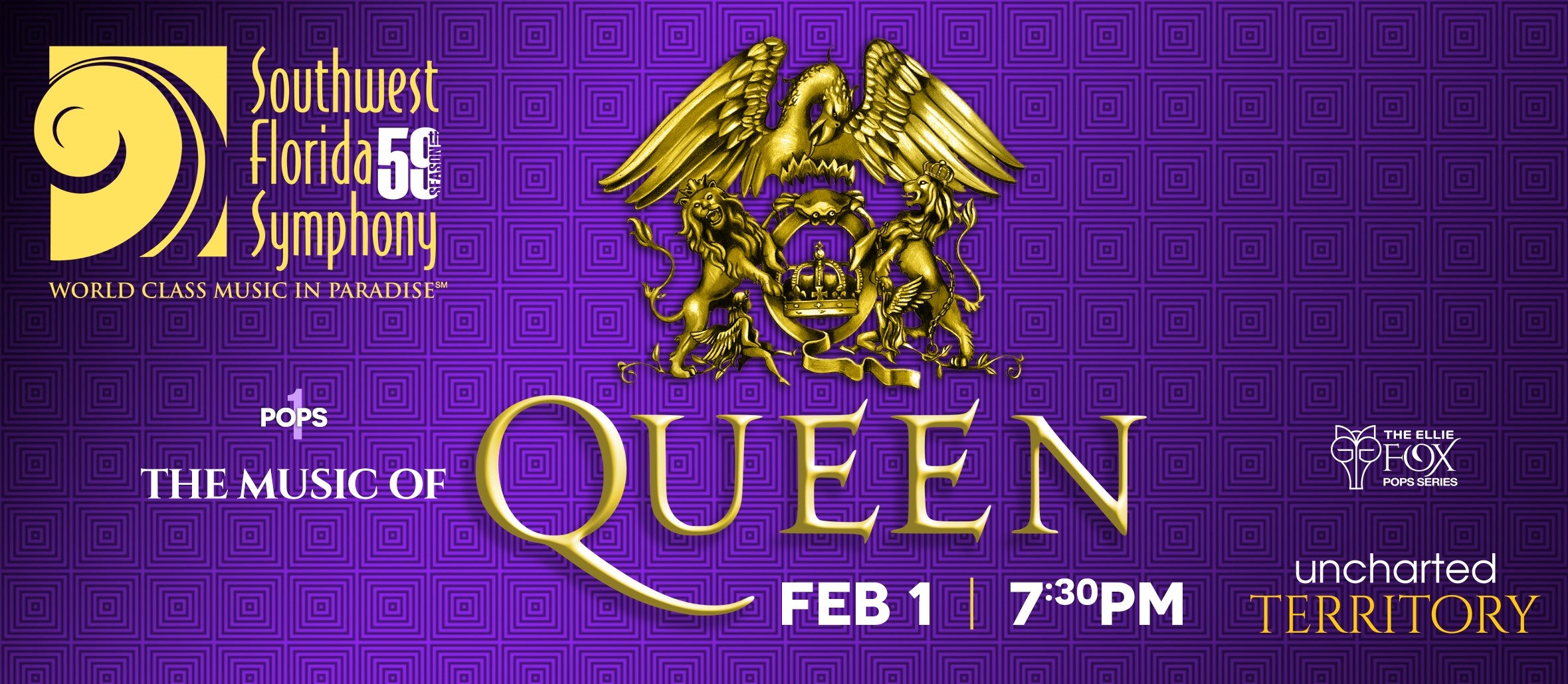 Southwest Florida Symphony: POPS1 The Music of Queen