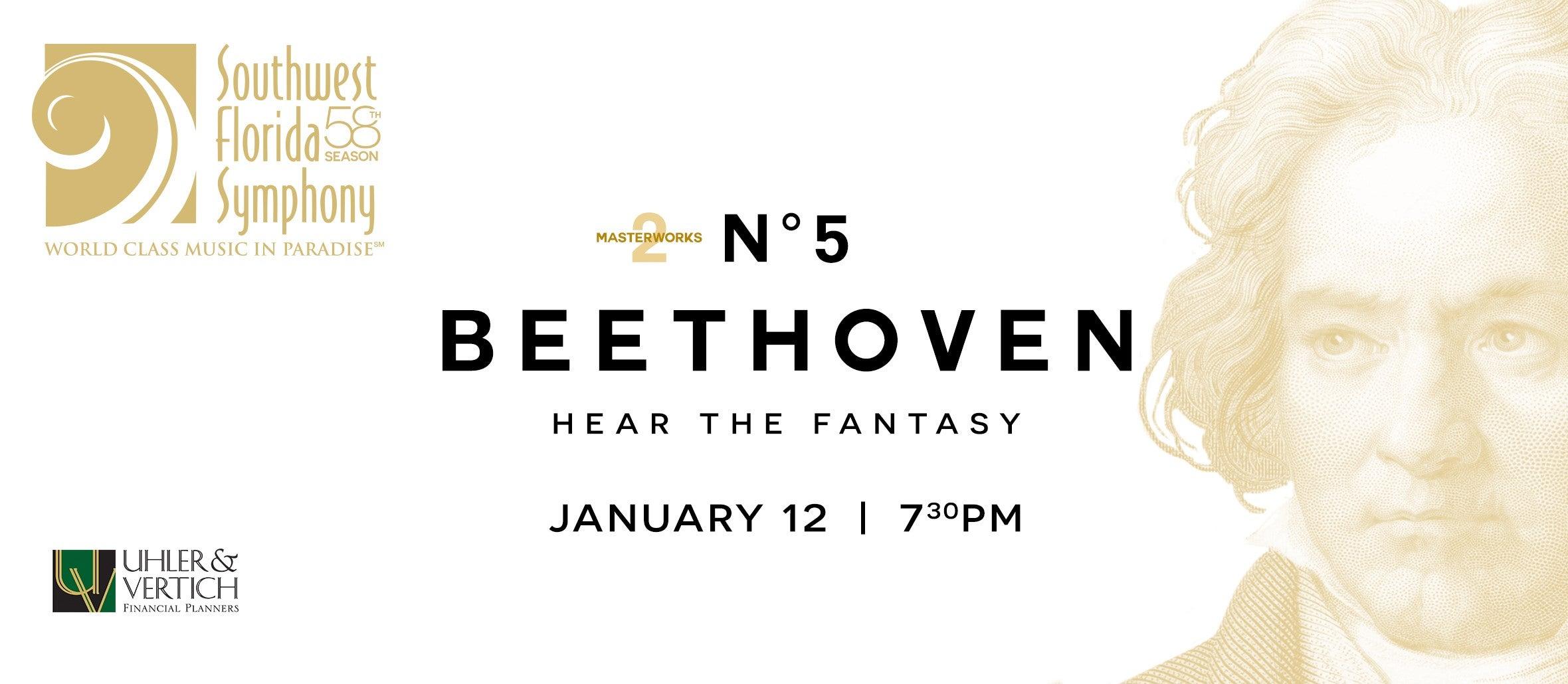 Southwest Florida Symphony: Beethoven No. 5