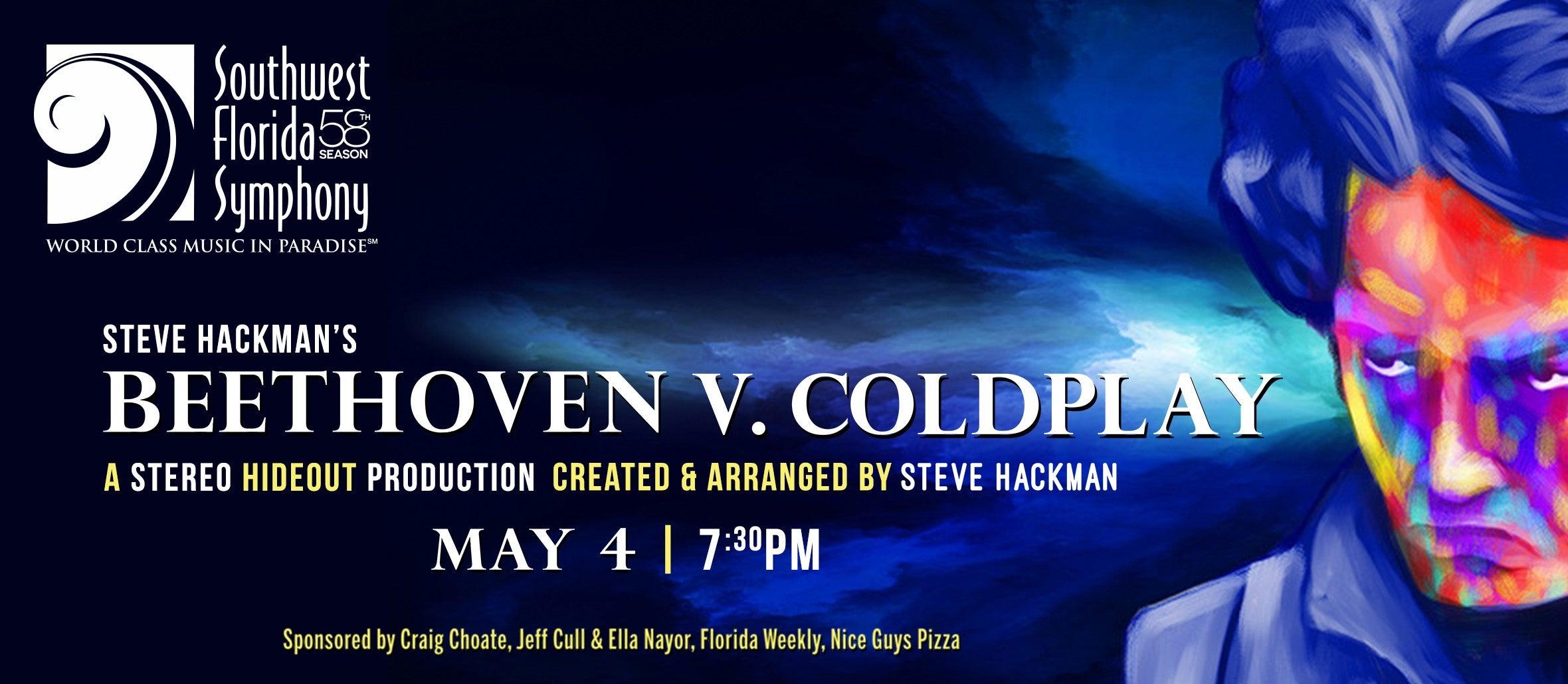 Southwest Florida Symphony: Beethoven v. Coldplay