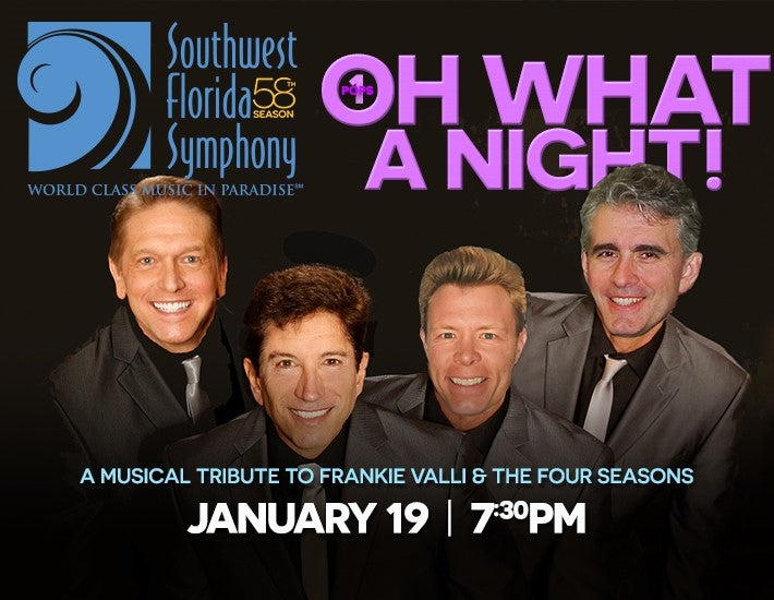 More Info for Southwest Florida Symphony: Oh What a Night!