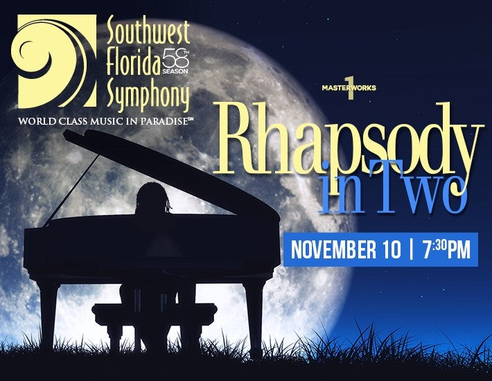 More Info for Southwest Florida Symphony: Rhapsody in Two