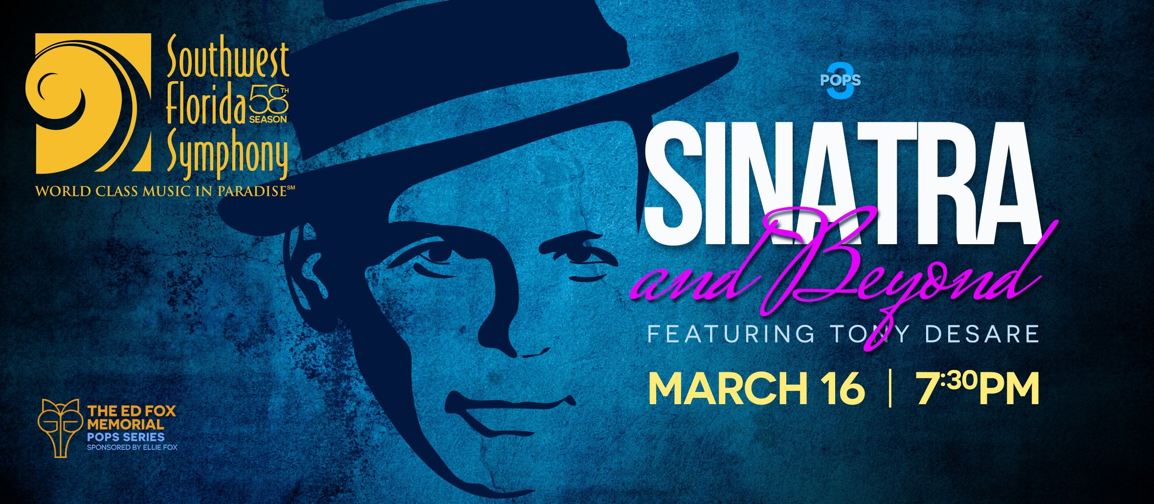 Southwest Florida Symphony: Sinatra and Beyond