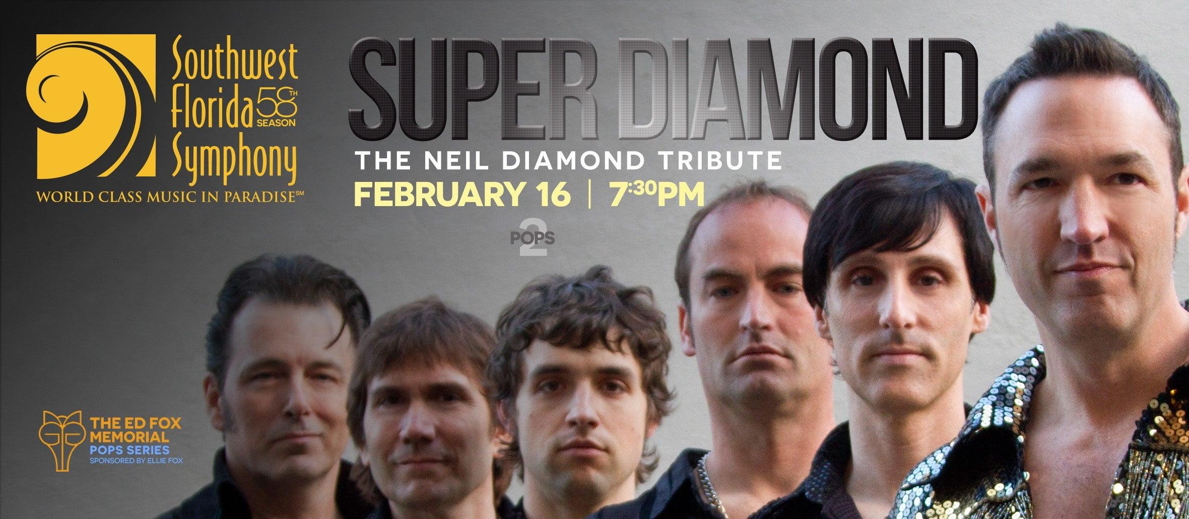 Southwest Florida Symphony: Super Diamond