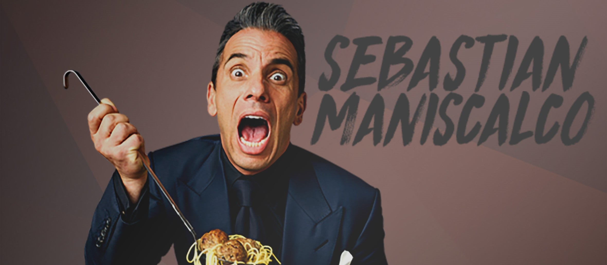 Sebastian Maniscalco | Barbara B  Mann - Performing Arts Hall