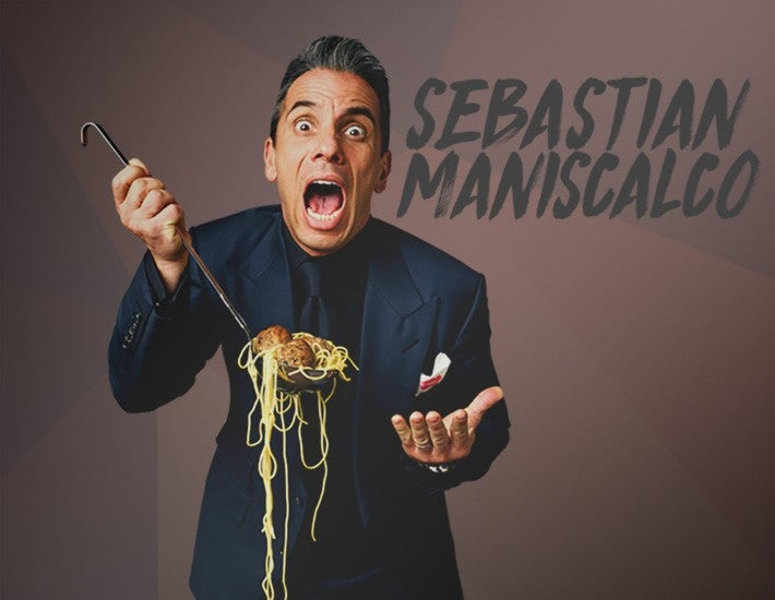 More Info for Sebastian Maniscalco: Stay Hungry Tour