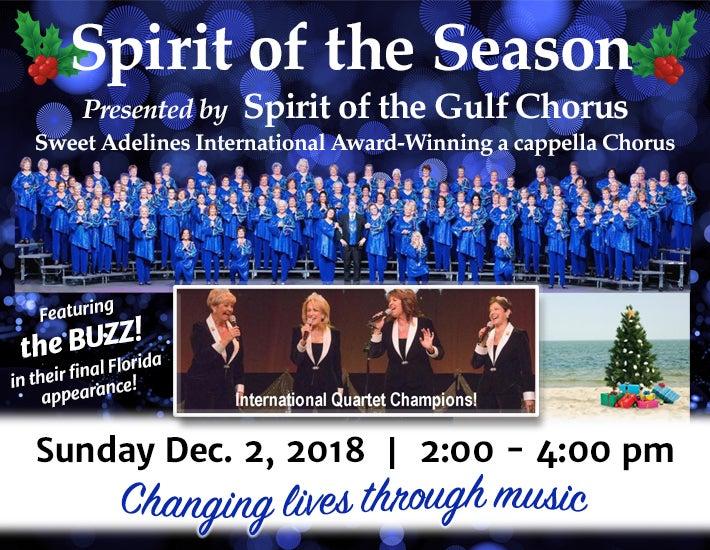 More Info for Spirit of the Gulf Chorus