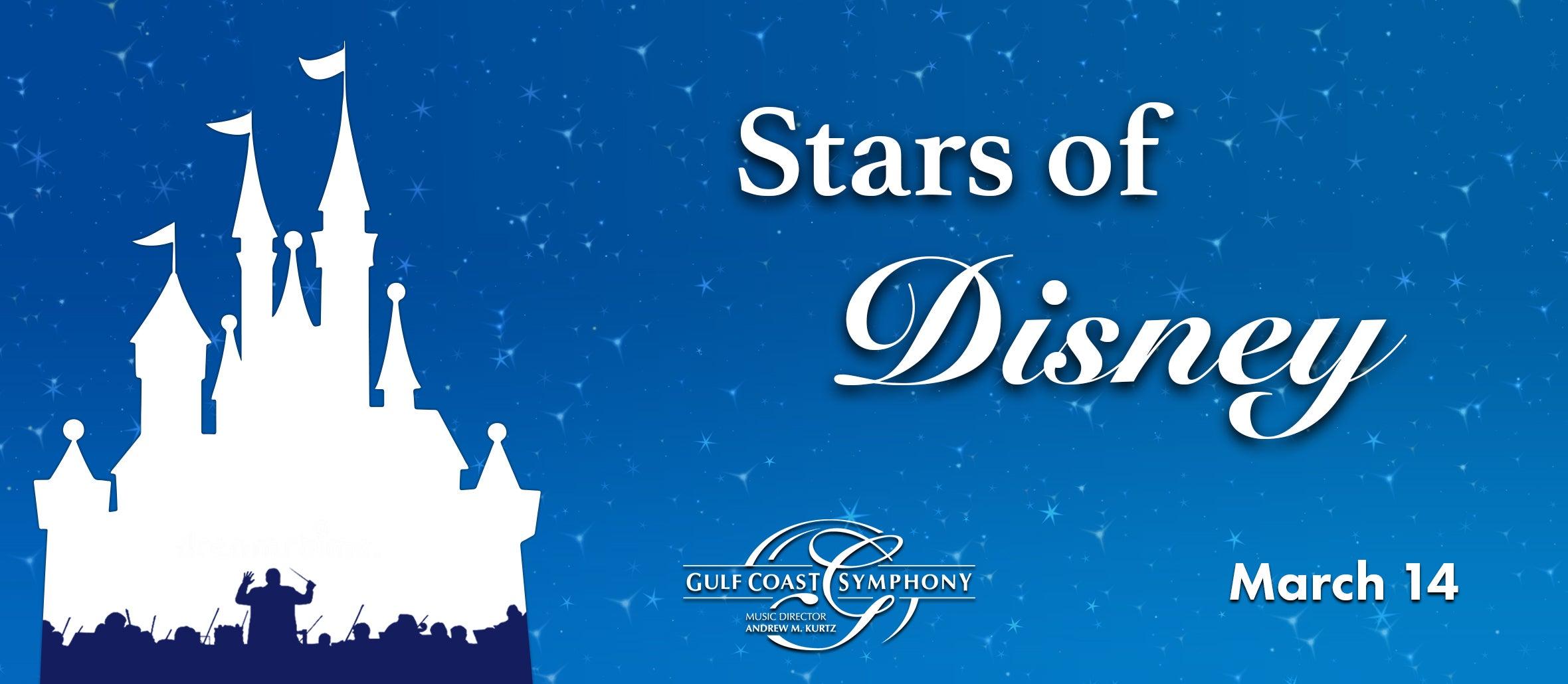 Stars of Disney