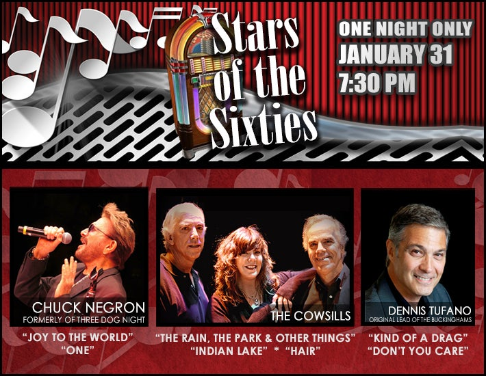 More Info for Stars of the Sixties