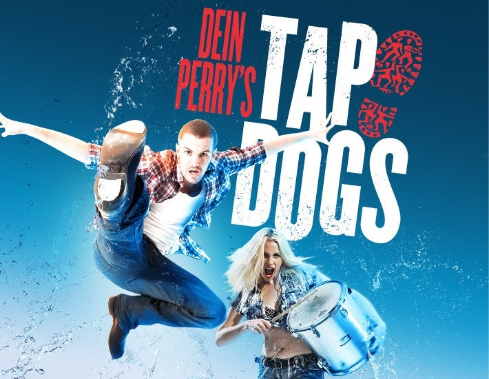 More Info for Dein Perry's TAP DOGS