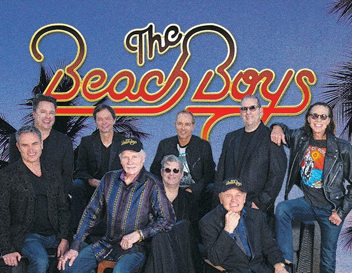 More Info for The Beach Boys - Second Show Added