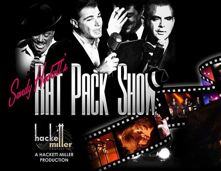More Info for Sandy Hackett's Rat Pack Show