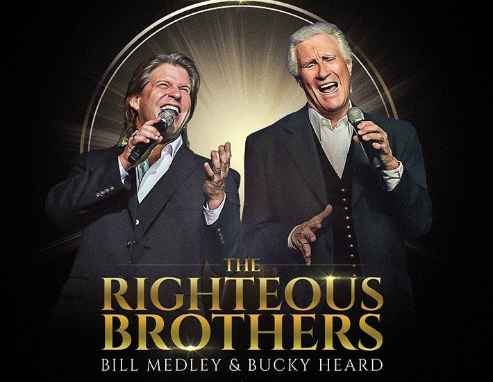 More Info for The Righteous Brothers Live!