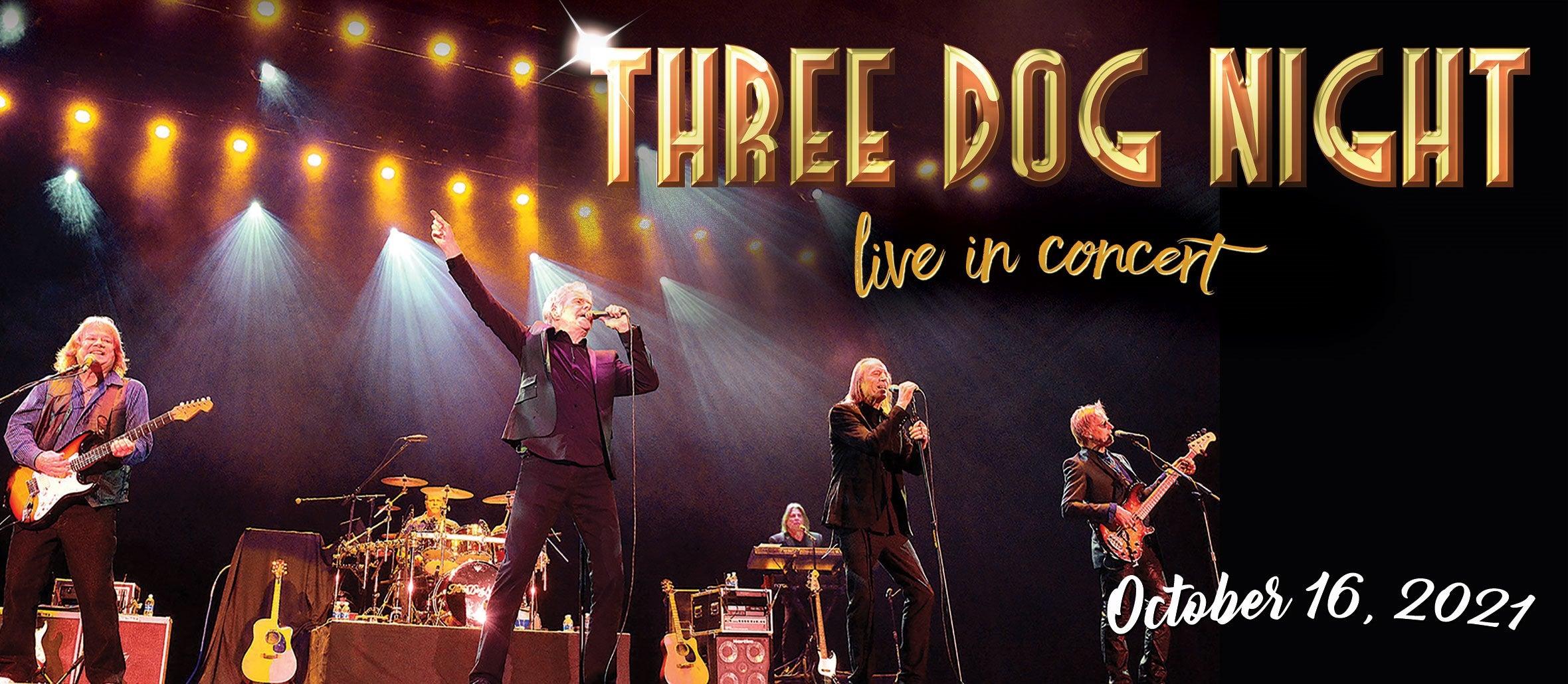 Three Dog Night Live In Concert