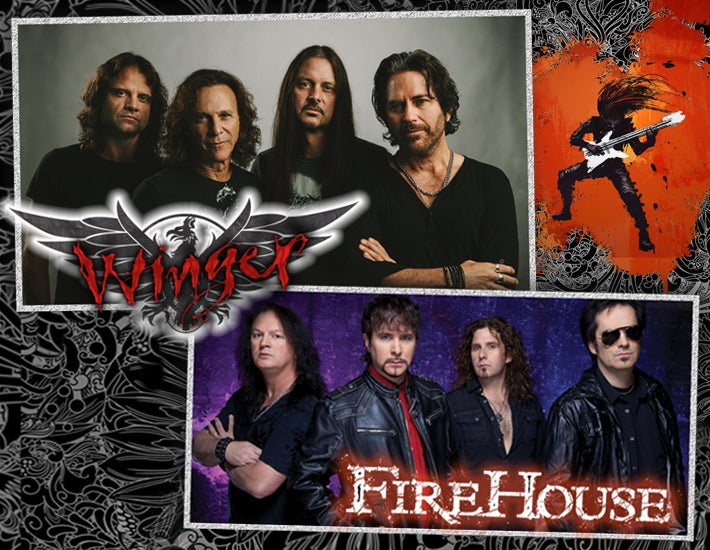 More Info for Winger & FireHouse