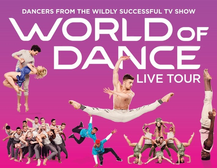 More Info for World of Dance Live Tour