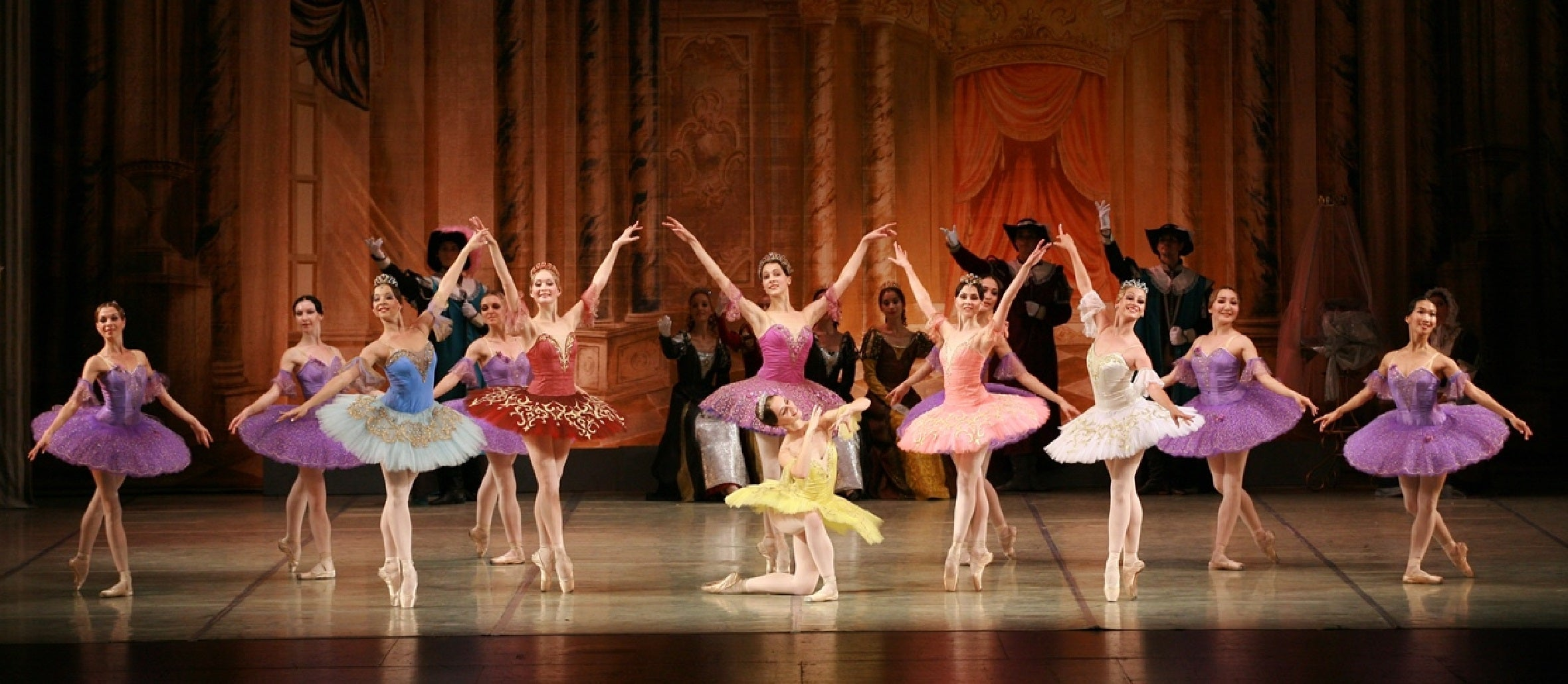 "Fort Myers Community Concert: The Russian National Ballet ""Sleeping Beauty"""